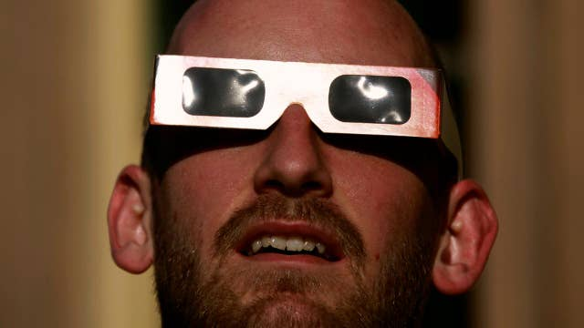 Beware of fake eclipse-viewing glasses ahead of solar event