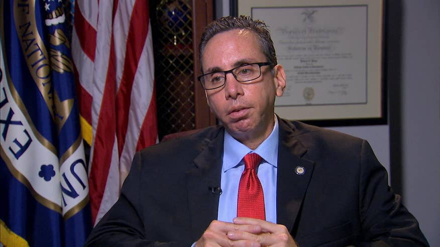 Richard Baum, acting director of the Office of National Drug Control Policy talks to Fox News about what's being done to fight the opioid crisis