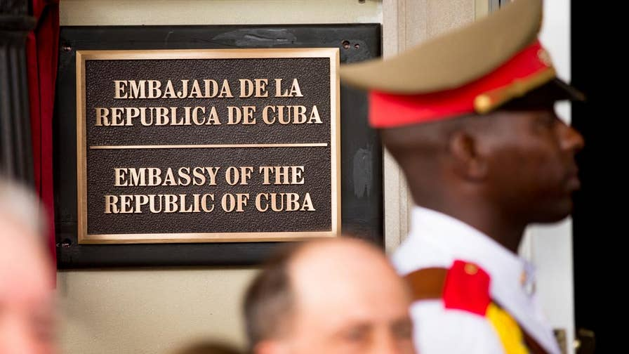 Investigation into severe hearing loss of U.S. officials in Havana; Phil Keating reports