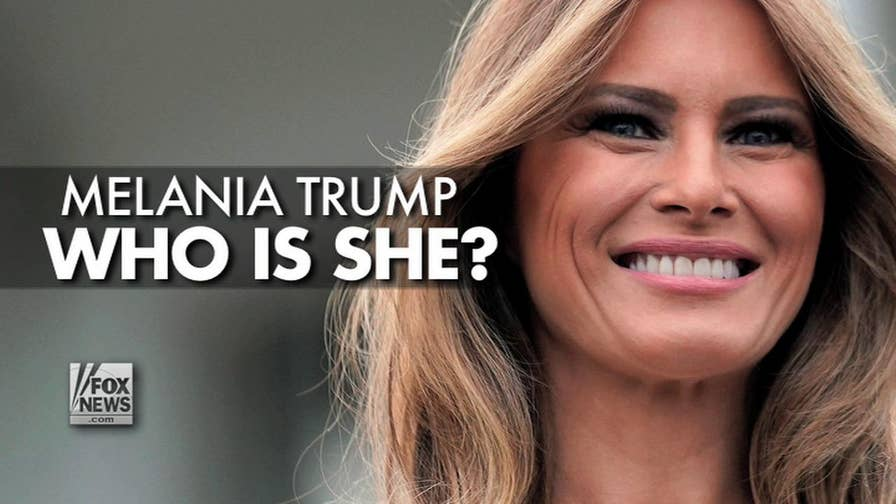 A look at Melania Trump's trajectory from model to first lady of the United States of America
