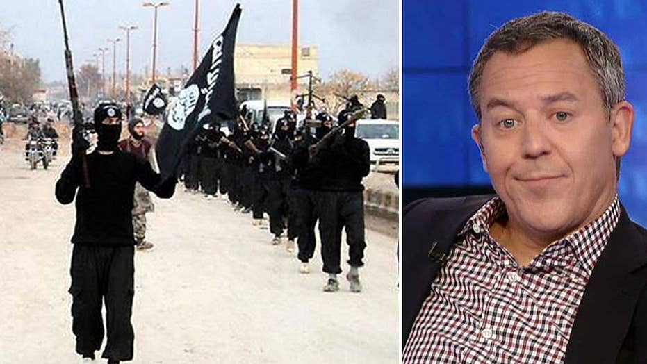 Gutfeld: The big terror story no one is covering