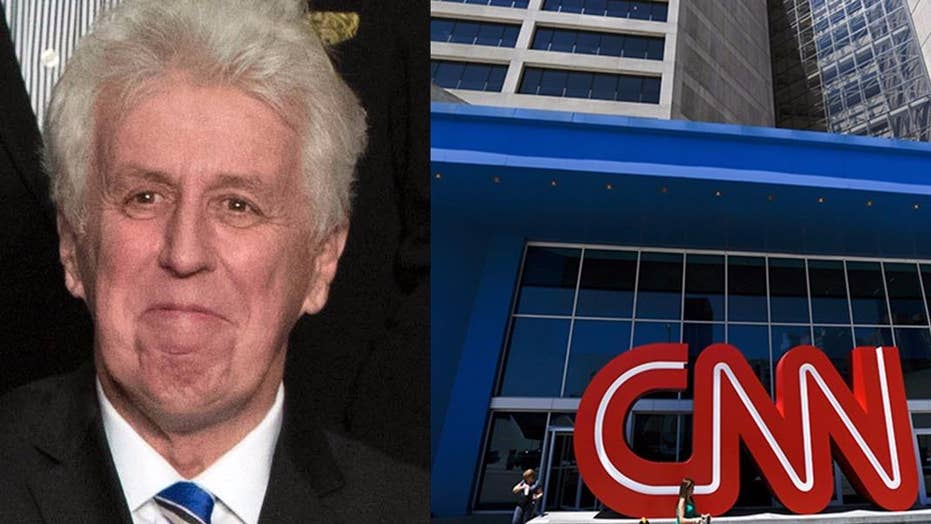 Jeffrey Lord fired from CNN over Nazi slogan