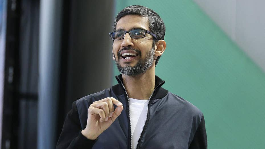 Google CEO makes appeal to women amid diversity controversy