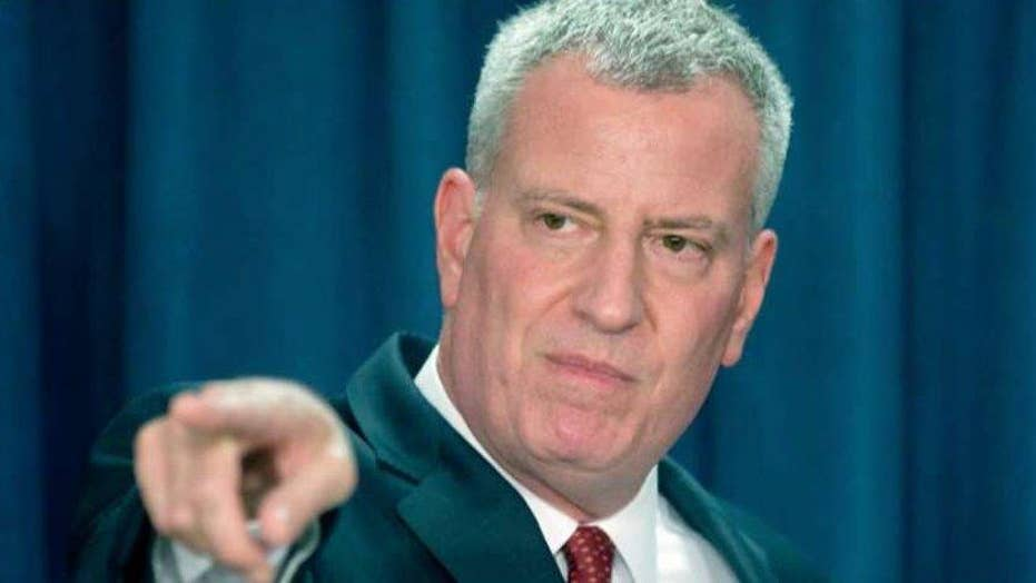 De Blasio: Bully mayor who needs naps and will be reelected