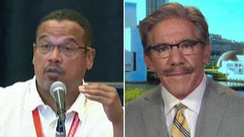 Geraldo Rivera reacts to comments of deputy DNC chair, talks North Korea crisis