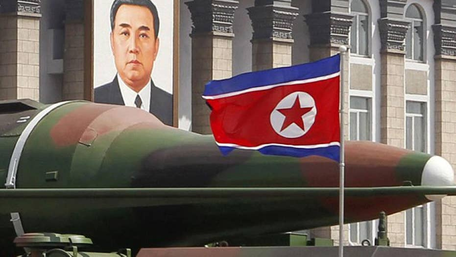 North Korea claims it is 'on standby' for missile launch
