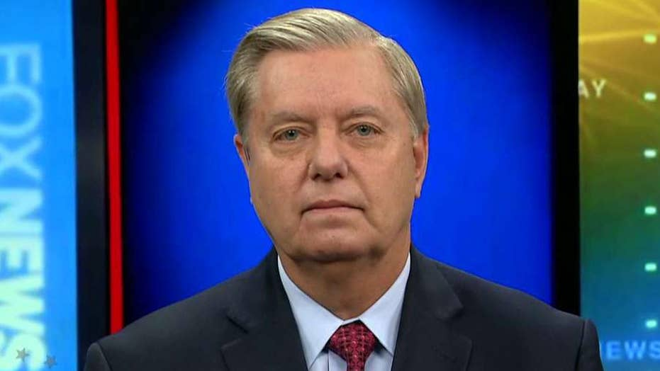 Exclusive: Sen. Graham on North Korea, Russia, GOP agenda