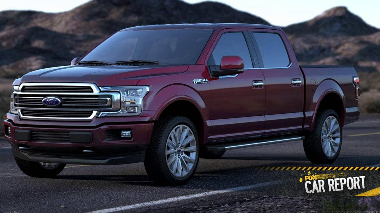 The ford f series is the best selling vehicle in the world this year fox news