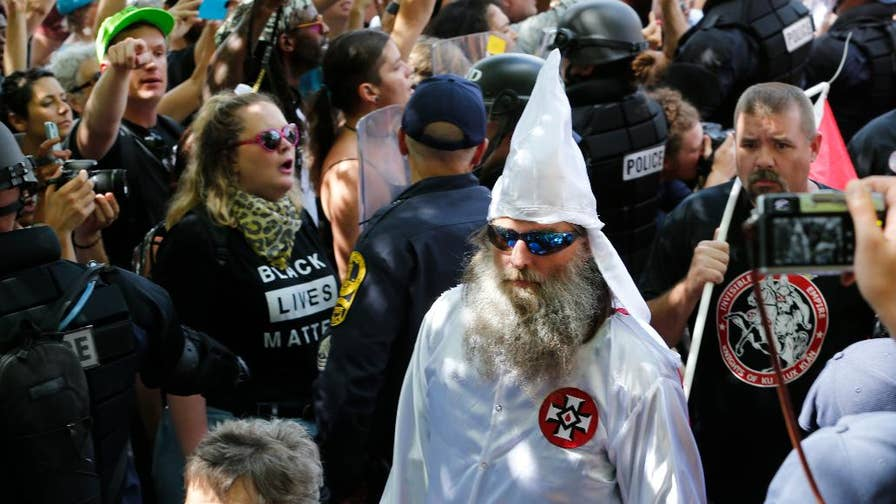"A Twitter account called ""Yes, you're racist"" is naming and shaming those who participated in white supremacist rallies in Charlottesville, Virginia"