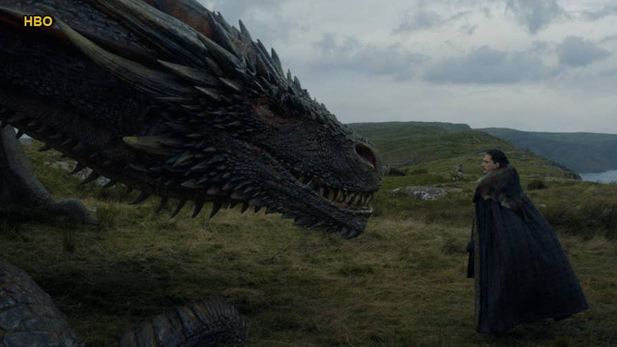 Fox411: As the army of the dead get ever closer to The Wall, battle lines were drawn, heroes united and a long-lost character made his triumphant return in 'Game of Thrones' season 7 episode 5, 'Eastwatch'