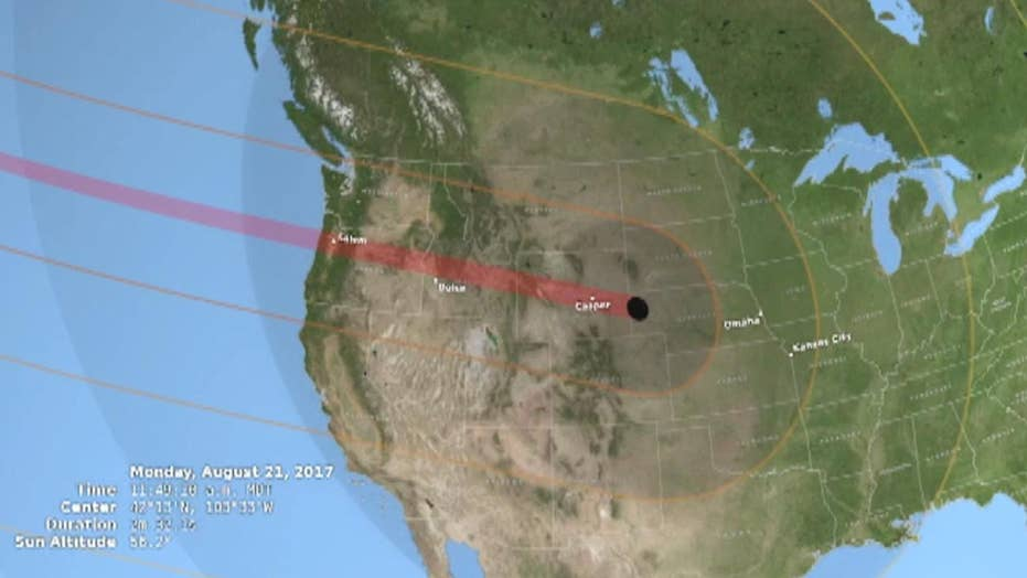 The National Park Service braces for eclipse viewers