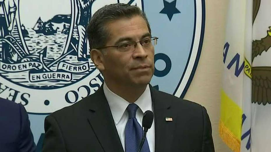 Cali. suing Trump administration over sanctuary city funding