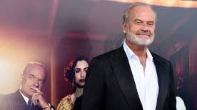 Fox411: 'Frasier' star Kelsey Grammer is keeping busy, starring in a new Amazon series 'The Last Tycoon,' embarking on his London stage debut and lanuching his own brewery in the next few months