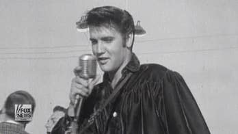 Elvis Presley's X-Rays showing fractured finger go up for auction