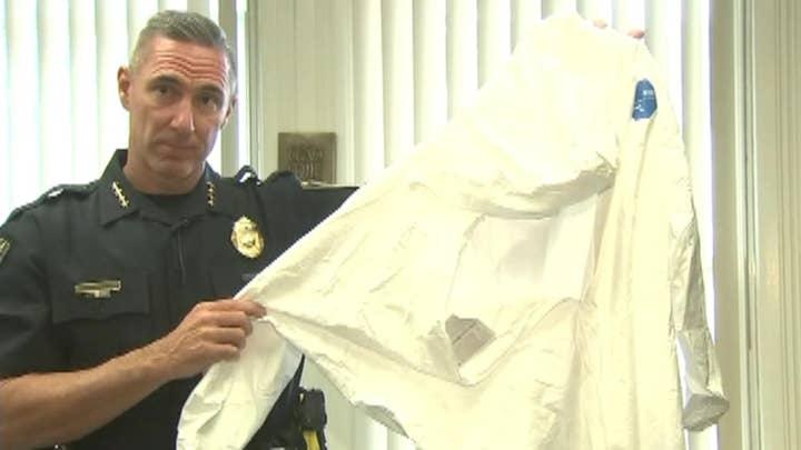 Police add hazmat-like gear as fentanyl concerns grow