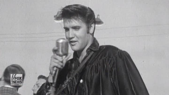 Elvis Presley: Remembering 'the King' 40 years later