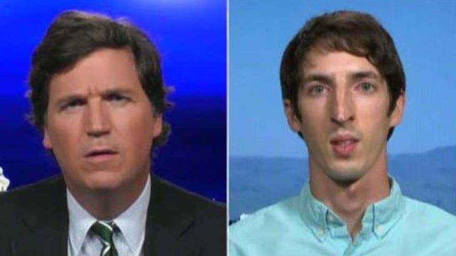 James Damore, who was fired for a controversial memo he wrote about Google's diversity policies, tells Tucker the real reason he believes he was dismissed #Tucker