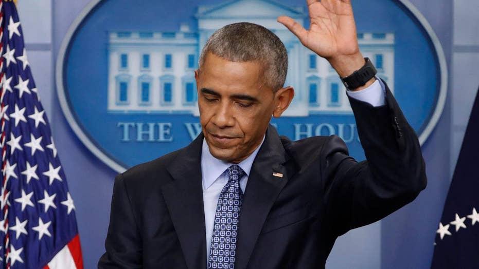 Report: Obama knew of Kremlin disinformation networks