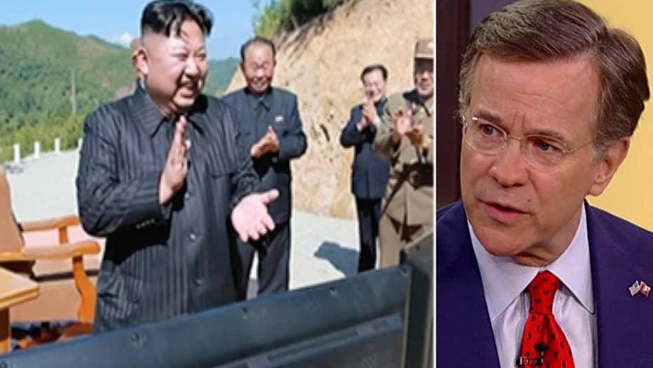 David Asman: North Korea backtrack a 'huge win' for the WH