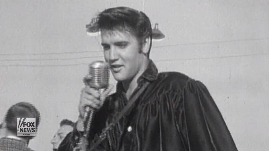 Elvis Presley letters surface, up for auction in the UK | Fox News
