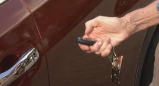 Reports surfaces across the U.S. of thieves using electronic devices to unlock and steal keyless entry cars