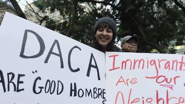DACA on the brink of elimination on 5th anniversary