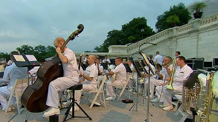 Pentagon told to justify military bands