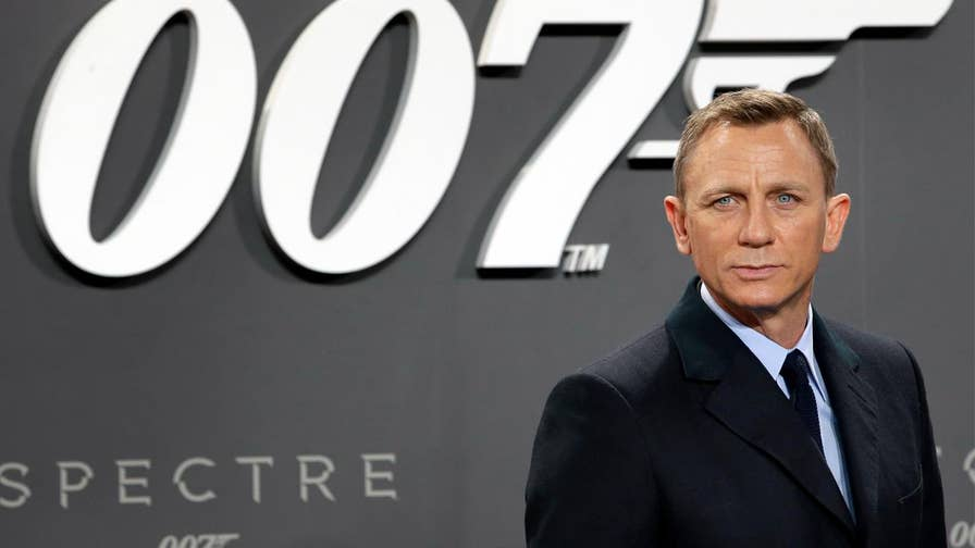 Fox411: Daniel Craig, who once said he'd rather 'break glass and slash my wrists' than play 007 again, told Stephen Colbert on Tuesday that he will return for another James Bond film