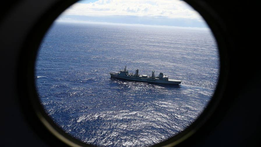 New analysis of satellite photos may reveal crash site in Indian Ocean