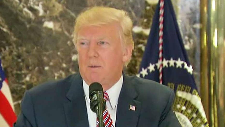 Trump fires back at critics of his Charlottesville response