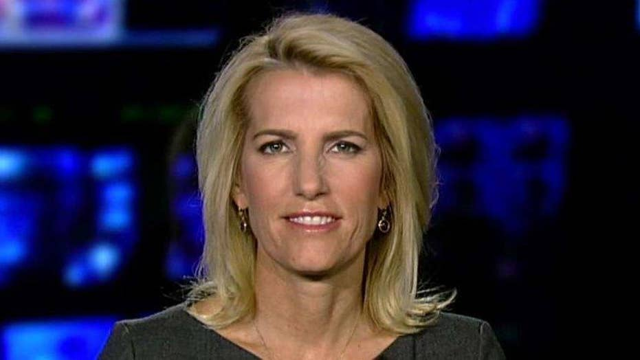 Laura Ingraham: Media torched Trump about Charlottesville