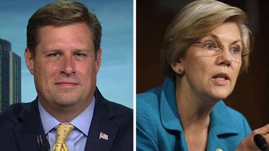 Geoff Diehl on why he's challenging Warren in 2018