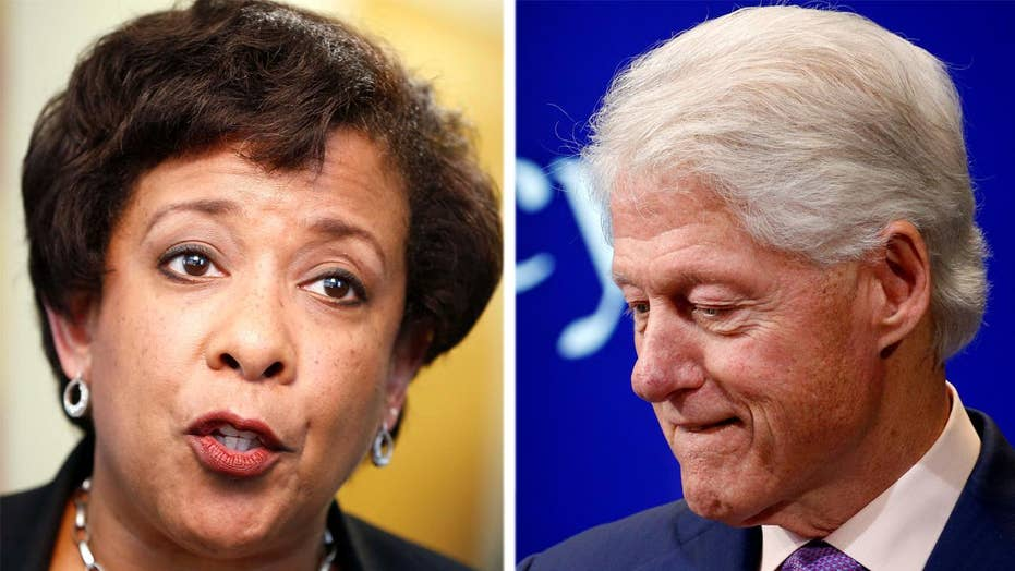 FBI 'reopens' FOIA request into Lynch, Clinton meeting