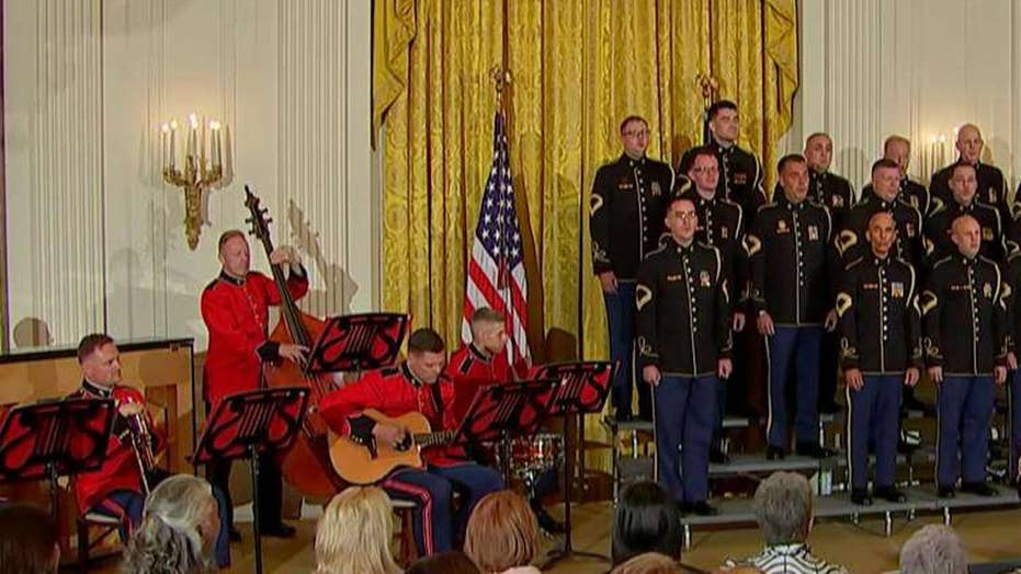 Tighter budgets may force military bands to face the music