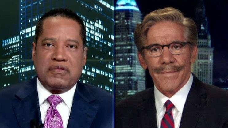 Talk radio host Larry Elder and Fox News correspondent Geraldo Rivera react on 'Hannity' to the push to remove monuments