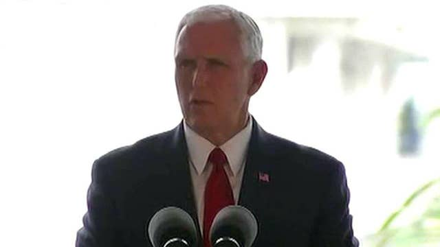 Pence: Carnage and mayhem in Barcelona sickens us all