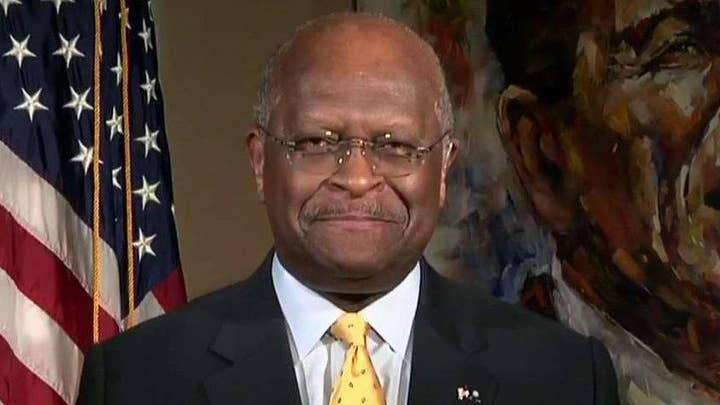 Herman Cain: Media dividing the nation with racist rhetoric