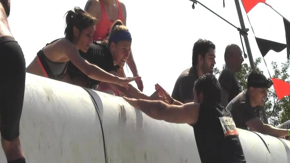 Tough Mudder: Running with the World's Toughest