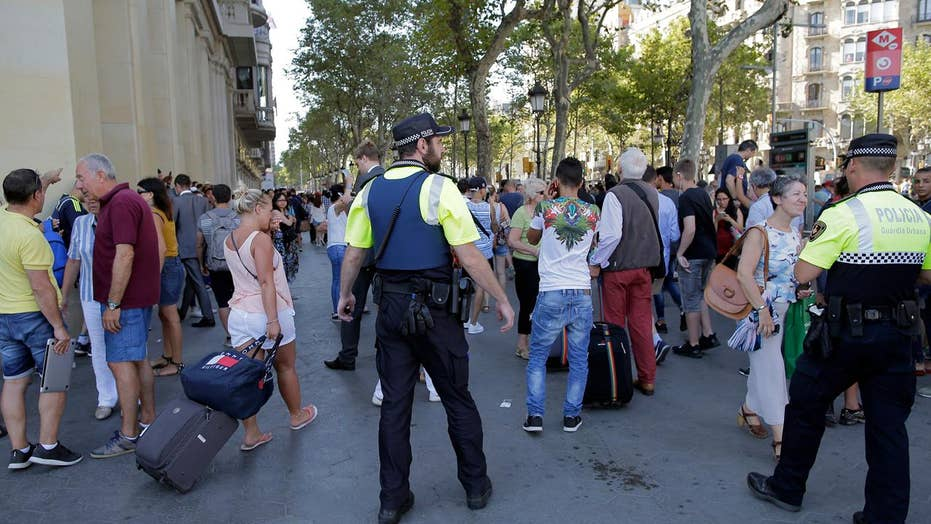 National Counterterrorism Center monitoring Barcelona attack
