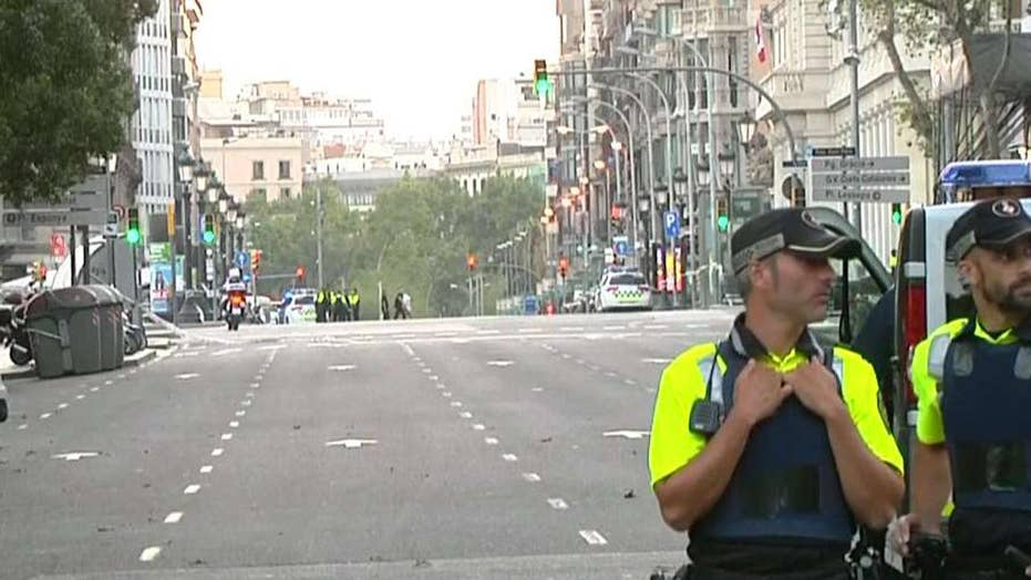 State Department releases statement on Barcelona attack