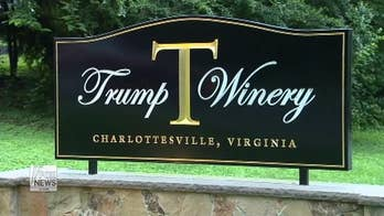 After his fiery press conference at Trump Tower, President Trump boasted about owning a winery in Charlottesville, Virginia. Those claims appear to be misleading