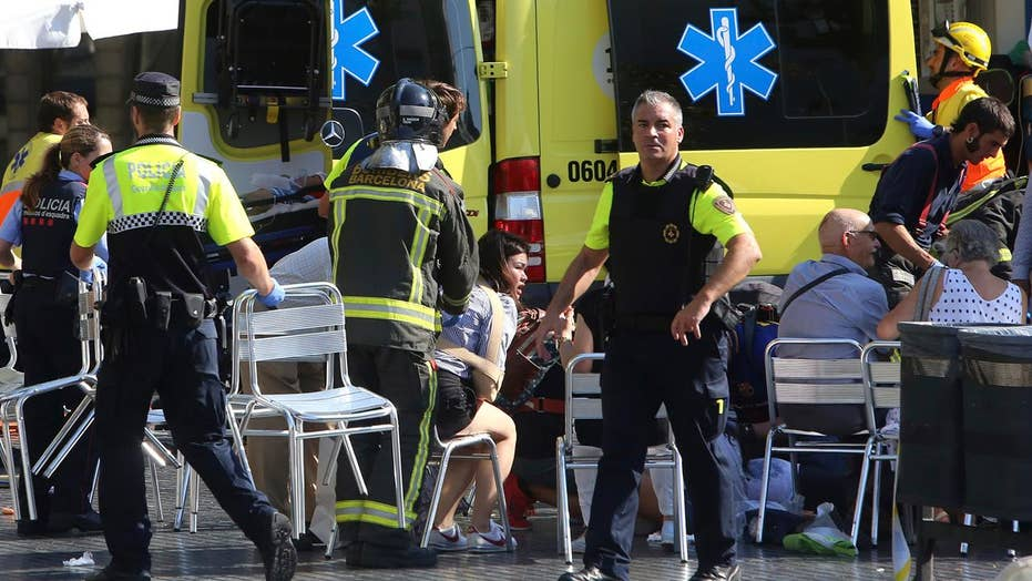 Report: CIA warned Barcelona police of possible attack