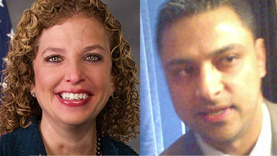 Former Wasserman Schultz staffer indicted on 4 counts