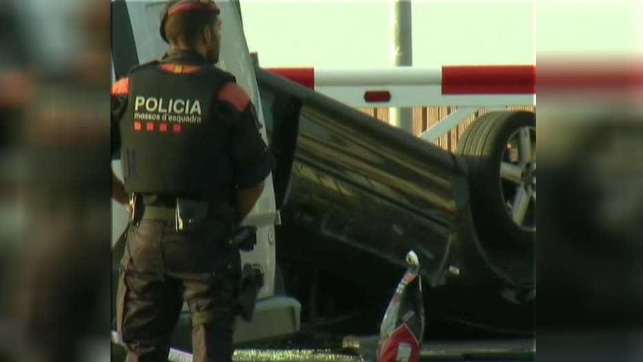 Police in Spain: Attacks prepared some time ago