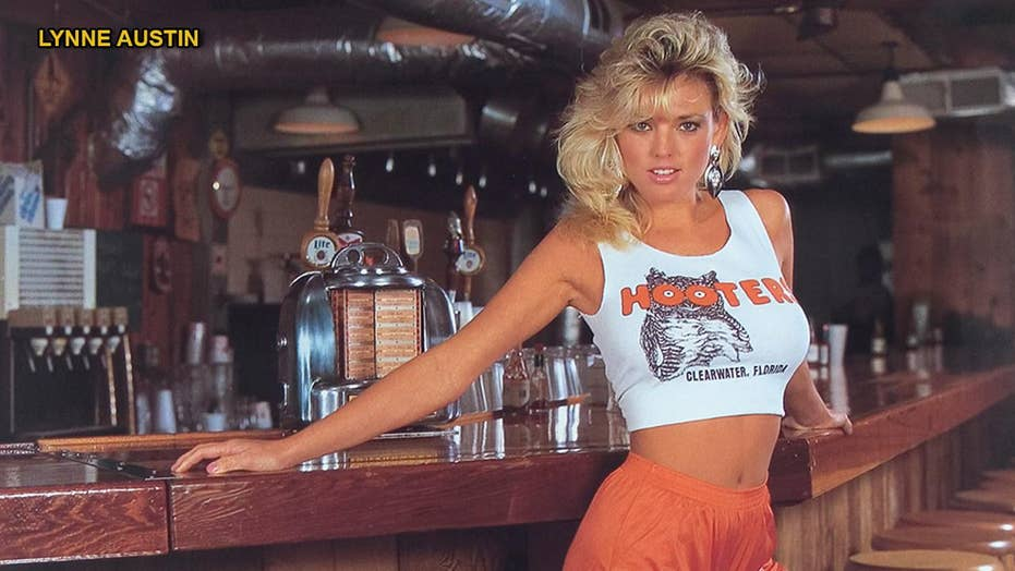 First Hooters girl owes success to skimpy orange shorts