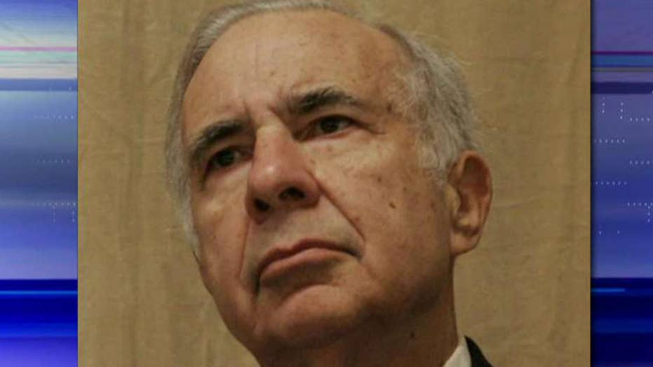 Carl Icahn ends role as special adviser to President Trump