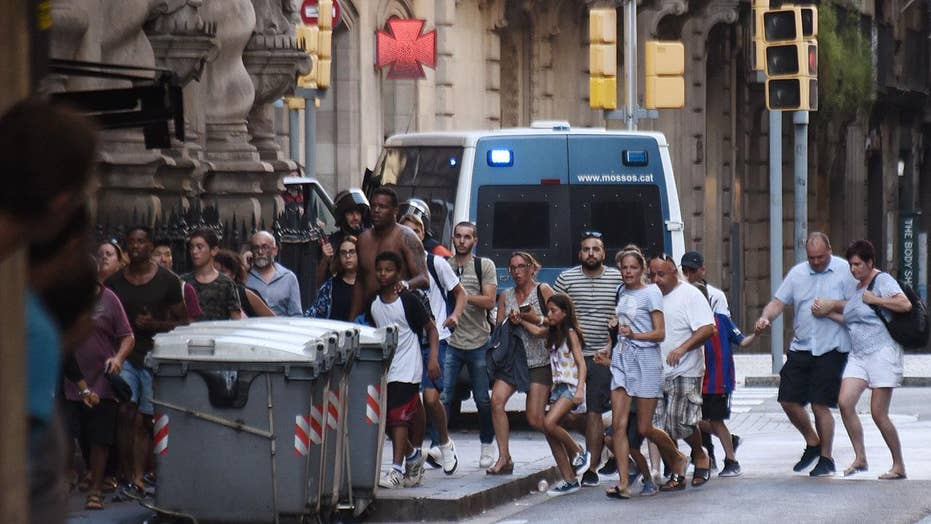 American Jared Tucker killed in Barcelona terror attack