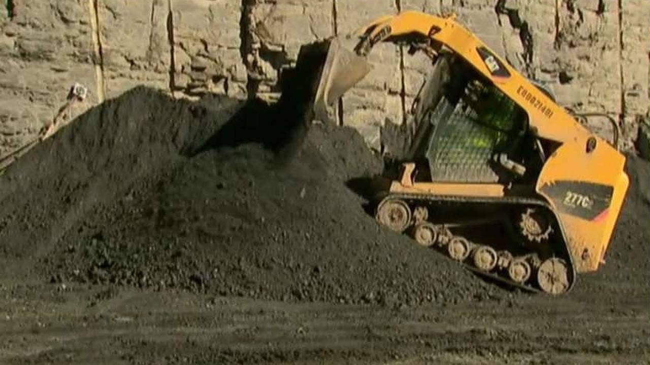 The chief executive of Pennsylvania-based Corsa Coal Corp. said Sunday the company is opening a second coal mine since President Trump took office