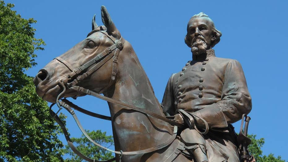 Growing debate over the removal of Confederate monuments