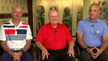 Golf legend speaks out on Folds of Honor event benefiting military families